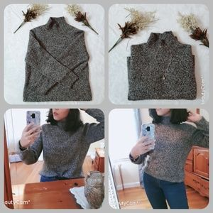 Ann Taylor Wool cozy sweater